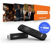 Now Tv Stick 3month Entertainment Pass and 1day Sky Sports Pass