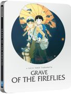 Grave of the Fireflies Steelbook Blu-Ray at Zavvi