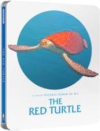 The Red Turtle Steelbook Blu-Ray at Zavvi