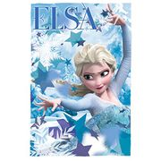 Disney's Frozen Elsa Fleece Blanket
