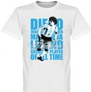 Free Maradona Legend T-Shirt with Orders over £50