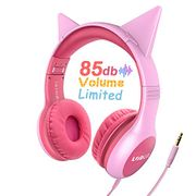Headphones for Kids over Ear Wired Headphones with Music Audio Share Port For