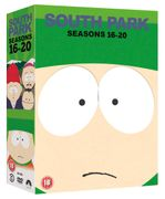South Park: Seasons 16 - 20 DVD Box Set at Zoom