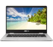 """ASUS Touch 14"""" Intel Celeron Chromebook - 32 GB eMMC £249 with Code"""