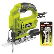 Ryobi 500w Jigsaw Kit 16 Blades RJS720-GA16