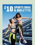 £10 Sport Bras & Bralettes