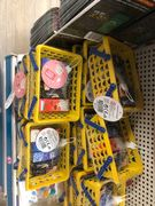 Poundland - Kids Shopping Basket with Food