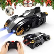 Remote Control Car, Rechargeable Wall Climbing Cars, LED Head Gravity-Defying