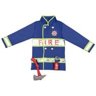 Firefighter Dress up - Kids dressing up box item