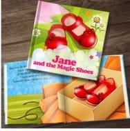 Buy 1 Get 2 Free on Personalised Kid Books Orders at Dinkleboo