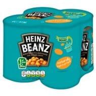 2X Heinz Beanz Multipack 8 X 415g Finishes 19/02