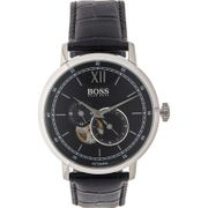 HUGO BOSS Black Leather Contemporary Chronograph Watch