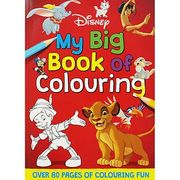 Disney My Big Book of Colouring