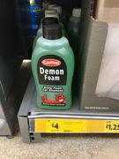 Snow Foam Car Shampoo - 50% Off instore