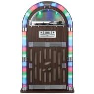 ITEK Floorstanding Bluetooth Jukebox with Record Player