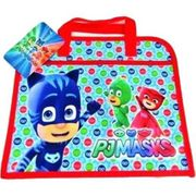 Pj Masks Book Bag Inc Del plus Free Book / Snap Cards