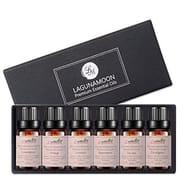 Lagunamoon Aromatherapy Essential Oils Gift Set,100% Pure Premium