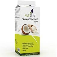 NutriZing's Organic Coconut Flour.