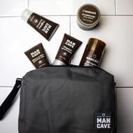 ManCave Trial Wash Bag Set - Free Delivery