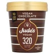 Sainsbury's - Jude's Vegan Chocolate Ice Cream 460ml - Save £1.50!