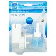 Panaroma Plug in Air Freshener Fluffy Towels 20Ml
