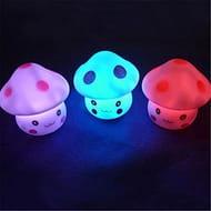 LED Mushroom Lamp Night Light