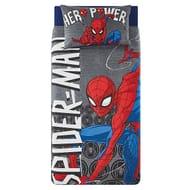 Marvel Spiderman Reversible Single Duvet Set