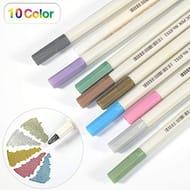 PuTwo Marker Pens 10 Packs for Photo Scrapbook Album