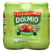 Dolmio Bolognese Original Sauce Twin Pack