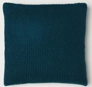 Knitted Cushion Cover - SAVE £7.99