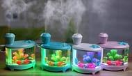 Fish Tank Humidifier - 4 Colours