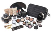 SBC Student Makeup Kit with Creme,Fluid & Mineral Foundations Beauty Make up Set
