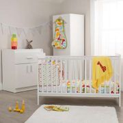 Chloe White Nursery Furniture Collection