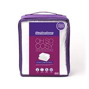 Slumberdown Oh so Cosy Electric Blanket White Double (Other Sizes Available)