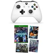 Crackdown 3 + Xbox One Controller or 12 Months Xbox Live Gold 22%off@ GAME