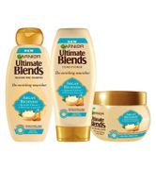 Garnier Ultimate Blends Argan Oil & Almond Cream Dry Hair Regime