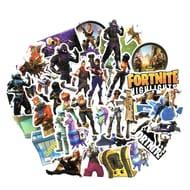 78% Off for 40pcs Fortnite Night Game PVP Games Graffiti-Art Sticker
