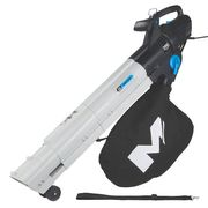 44 Mac Allister Yt623105x 2800w 230-240v Corded Blower Vac for £29.99