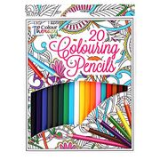Colour Therapy Colouring Pencils - JUST £2.23 Delivered