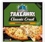 Chicago Town Medium Classic Cheese Pizza 340g - £1 Off!