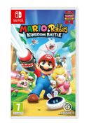 Mario and Rabbids Kingdom Battle on Nintendo Switch