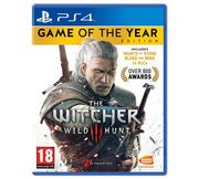 The Witcher 3: Wild Hunt Game of the Year PS4 Game