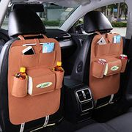 Auto Car Back Seat Multi Pockets Storage Organizer Holder Bag Stowing & Tidying