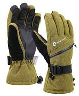 69% OFAndorra Men's Cross Country Textured Touchscreen Glove