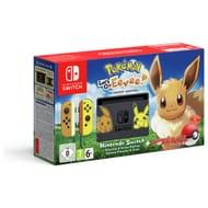 Nintendo Switch Console & Let's Go Eevee Bundle - £20 Off!