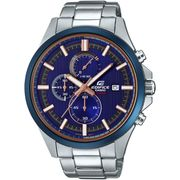 Mens Casio Chronograph Watch EFV-520DB-2AVUEF RRP £250 Now £90 with Code