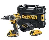 DeWalt DCD796D2-GB 18V 2 X 2.0Ah XR Li-Ion Brushless Hammer Drill/Driver