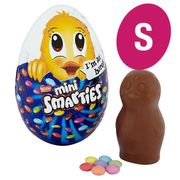 Nestle Smarties Chicken in an Easter Egg - Half Price