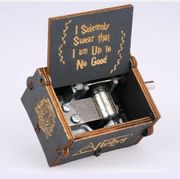 Vintage Wooden GAME of THRONES Theme Song Music Box