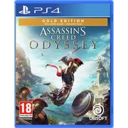 Assassin's Creed Odyssey PS4 Gold Edition